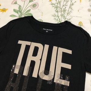 True Religion Logo Tee
